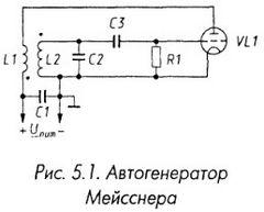 Автогенератор Мейсснера