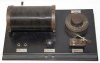 Детекторный приемник начала XX века